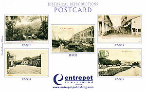 Historic Reproductions – Postcards – Pack 3